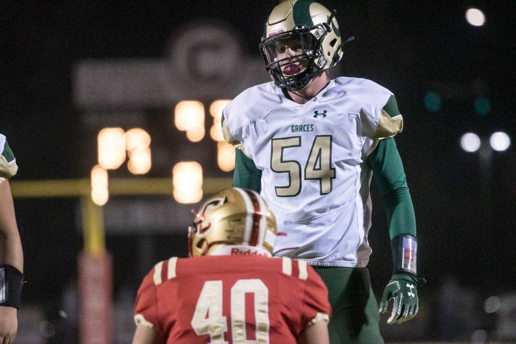 Uphold Makes Verbal Commitment To Wyoming Football Garces Memorial High School